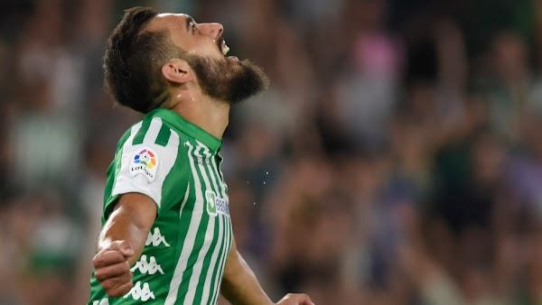 """Borja Iglesias - Betis -: """"Igualamos al Getafe en intensidad y pudimos ganar"""""""