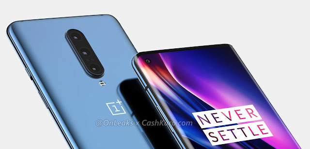 Take a look at upcoming OnePlus 8 flagship phone
