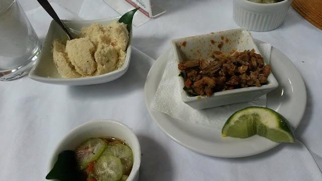 Paraíso Tropical Onde comer em Salvador