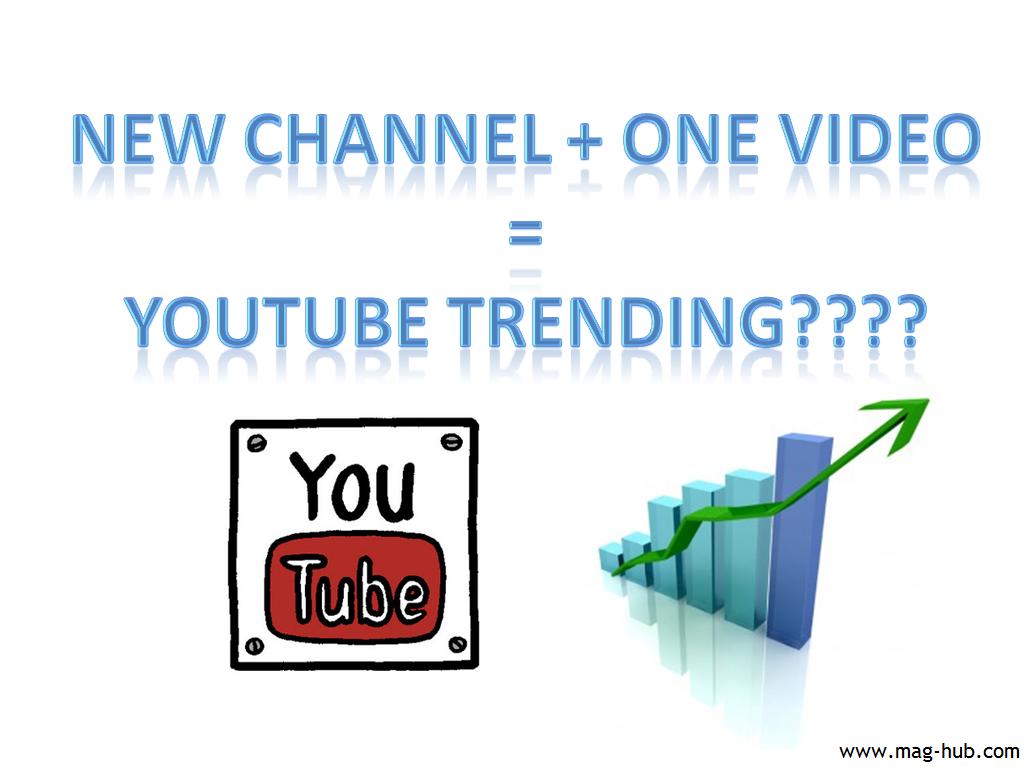 you tube trending videos