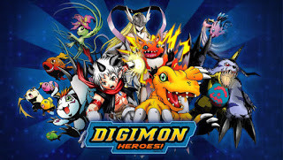 Digimon Heroes v1.0.19 Mod Apk Update April