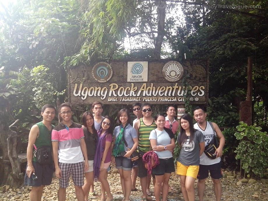 at Ugong Rock Adventures, Puerto Princesa City, Palawan