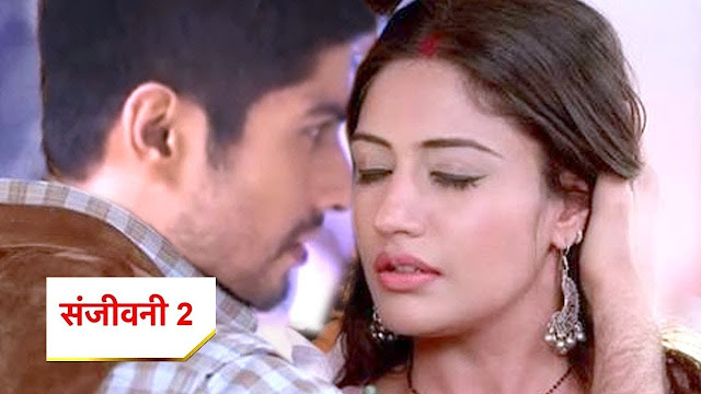 WOW! Jessica's marriage brings love confession time for Sid and Ishani in Sanjivani 2