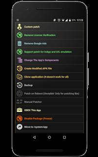 Lucky Patcher v6.0.4 Apk Material Design