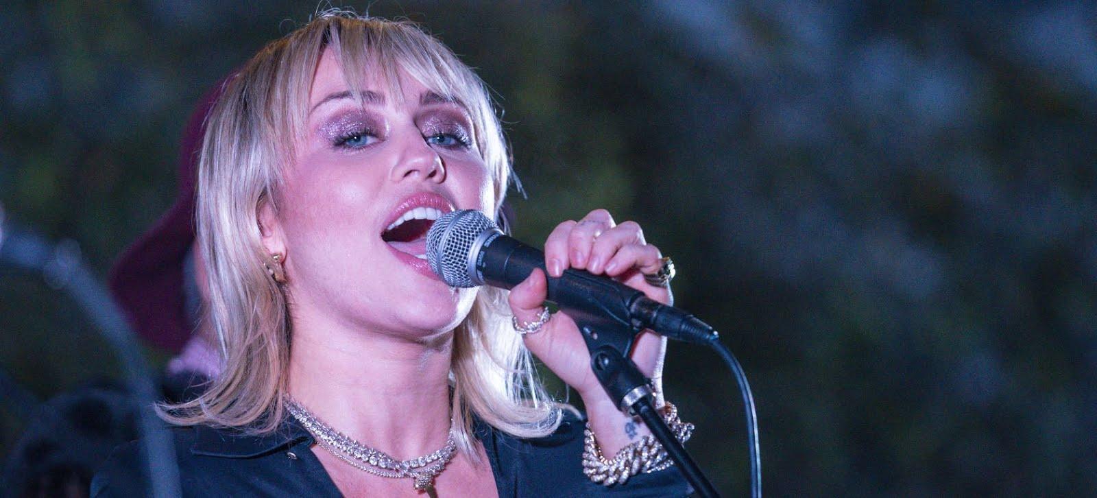 Miley Cyrus presenta un nuevo adelanto de 'Midnight Sky', su próximo single