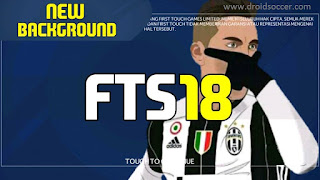 FTS 18 Mod By SYHPatch Apk + Data Obb Android