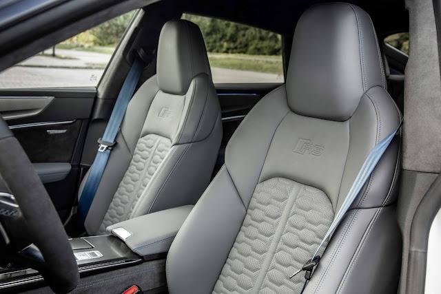 Novo RS7 Sporback 2020 é mais rápido do que diz a Audi