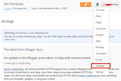blogger post template code - get the bucks how to add meta description in blogger