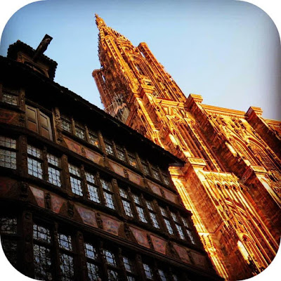 Celebrating Christmas in Strasbourg and Alsace - Strasbourg Cathedral