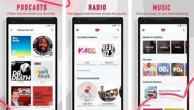 أفضل تطبيق راديو للاندرويد