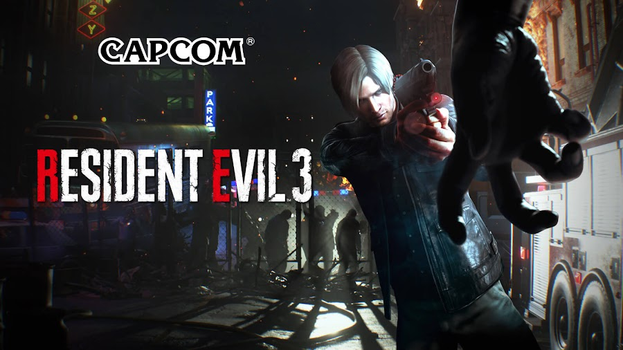resident evil 3 remake raccoon city demo taes shot resident evil 6 capcom survival horror leon kennedy pc steam ps4 xb1