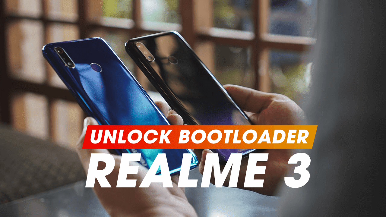 How to Unlock the bootloader on Realme 3
