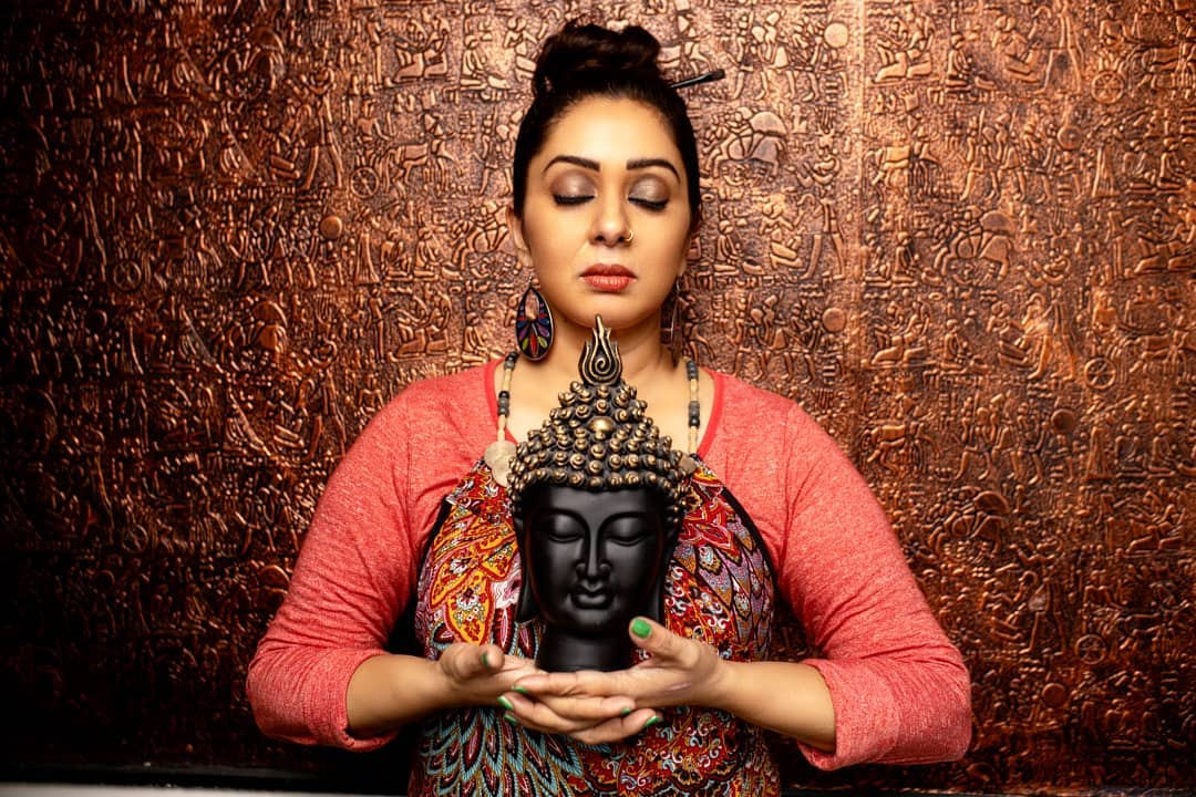 South Indian Actress Sreeya Ramesh Hot Photos