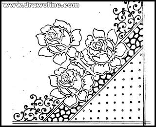 beautiful corner designs for projects,corner design drawing,corner designs of flowers