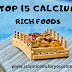 Top 15 Calcium Rich Foods (Many Are Non-Dairy)