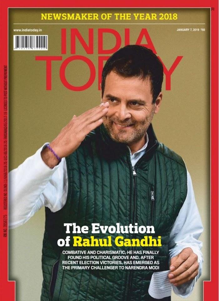 India Today English Magazine January 2019 PDF