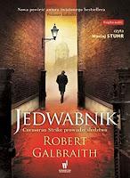 audiobook Jedwabnik Robert Galbraith