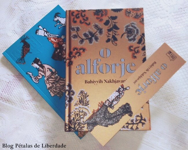 O-alforje, Bahiyyih-Nakhjavani, tag-livros