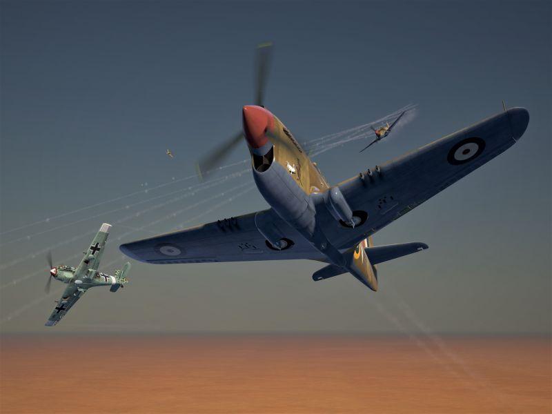 Download IL-2 Sturmovik Desert Wings Tobruk Free Full Game For PC