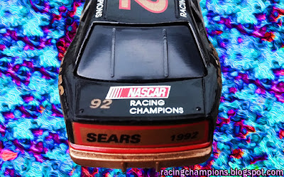 1992 Sears Racing Champions #92 Set NASCAR diecast blog