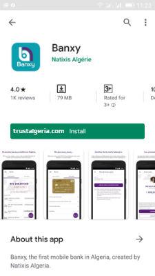 فتح حساب بنكي في الجزائر عبر الانترنت banxy bank