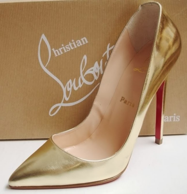 finest selection c0332 8a522 Nina Fresa Fashion Critic: Christian Louboutin Pigalle Pumps