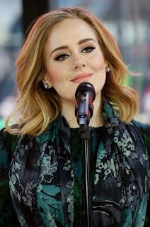 Kumpulan Foto Adele Terbaru
