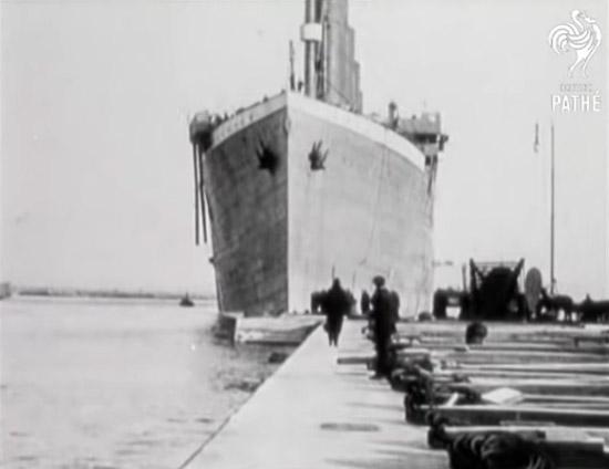 Titanic Imagem Original