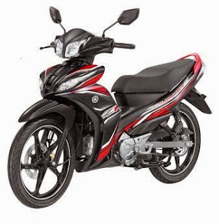 kredit Motor Yamaha Jupiter Z CW FI