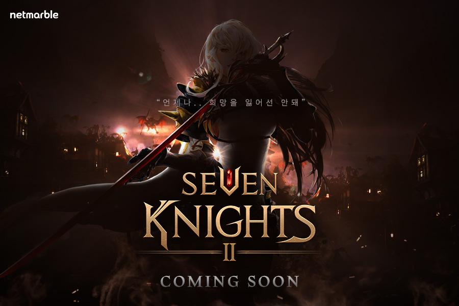 Seven Knights II - Korean facebook