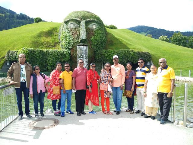 जिंका भारत व आंतरराष्ट्रीय सहली नमो अरिहंत सोबत - आजच संपर्क करा