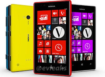 Nokia Lumia 720 2013