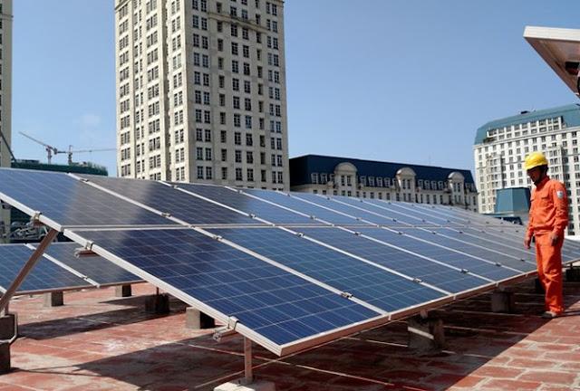 """Đầu tư điện mặt trời bán cho EVN: Ăn no """"bánh vẽ"""""""