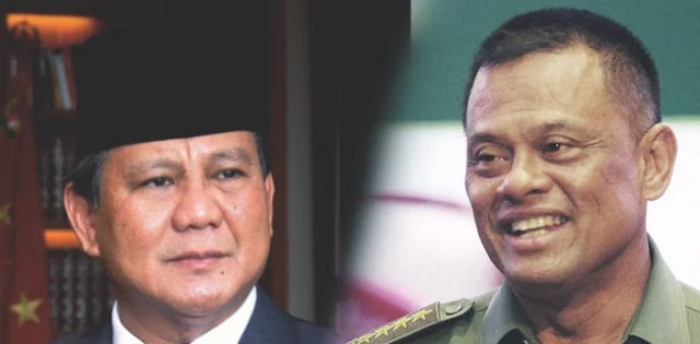 Gerindra Buka Peluang Gatot Jadi Pendamping Prabowo