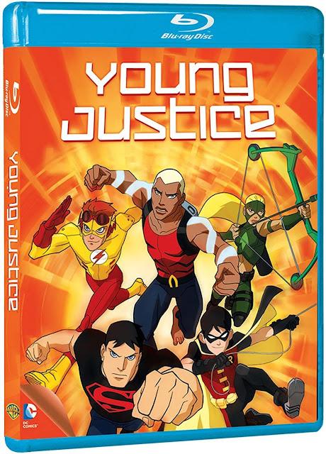 Young Justice – Temporada 1 [2xBD25] *Con Audio Latino *No subs