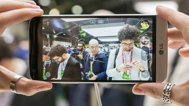 G5 LG phones