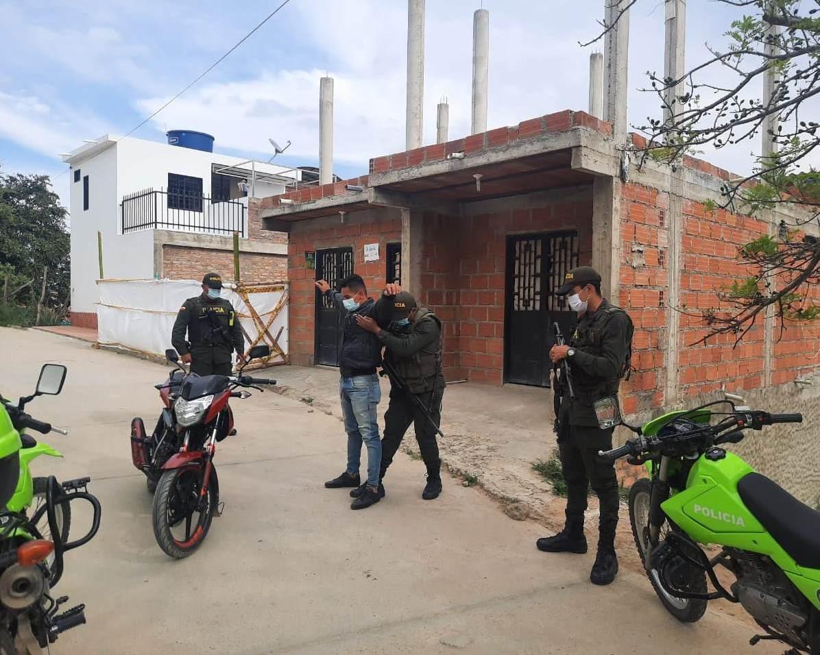 hoyennoticia.com, Dos mil Policías trabajaron en semana santa en el Cesar
