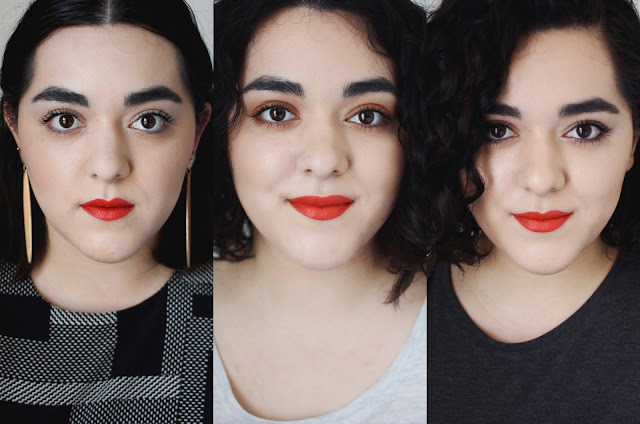 3 Ways to Wear Red Lipstick