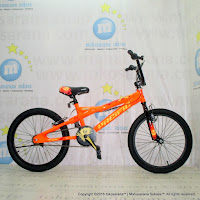 20 Inch Pacific X-Man CRX02 Freestyle BMX Bike