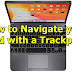 How to Navigate your iPad with a Trackpad