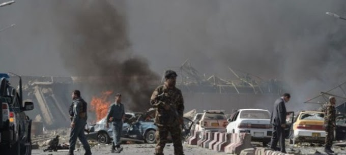 An explosion took place in the Afghan capital, Kabul