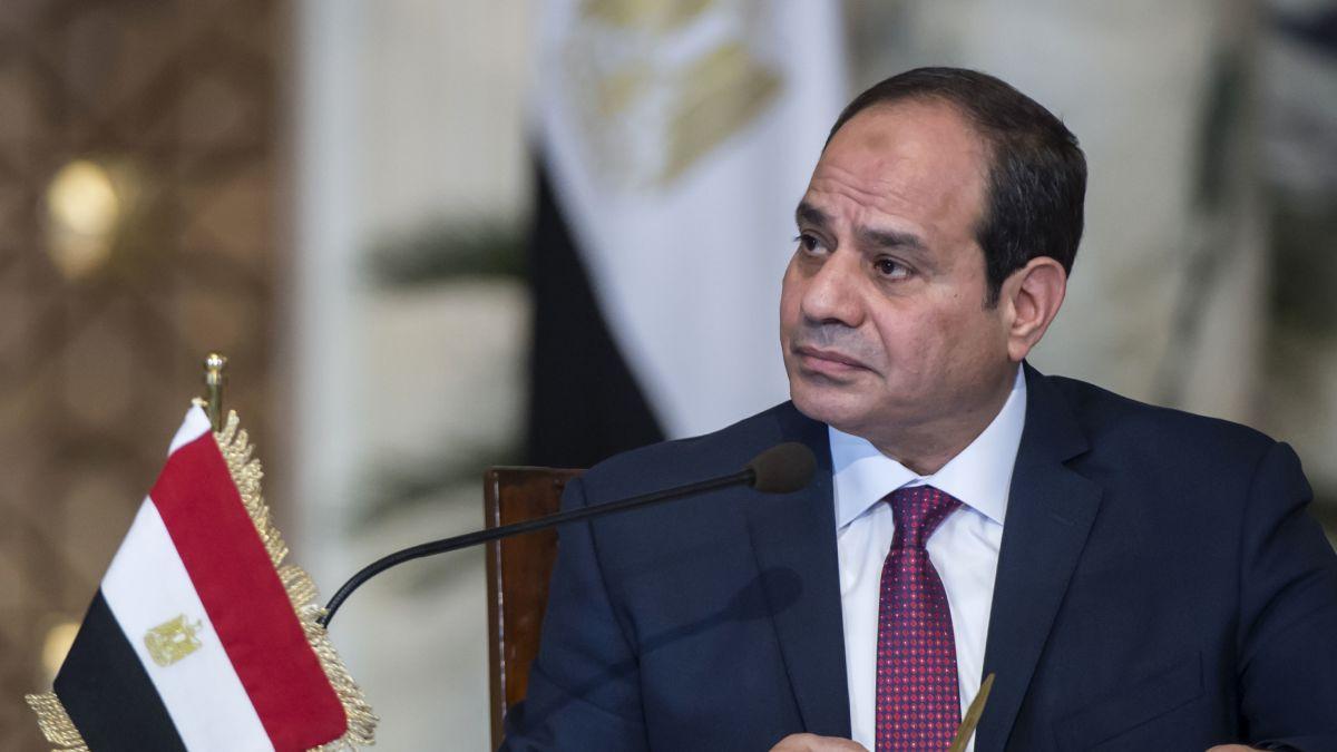 عبد الفتاح السيسي - رئيس مصر