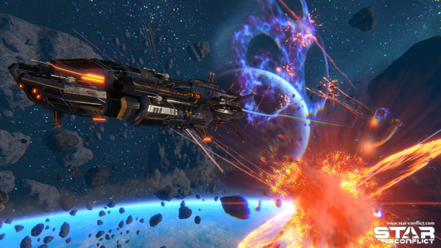 star conflict Best free games