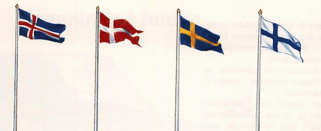 Paises nordicos y Derecho Constitucional