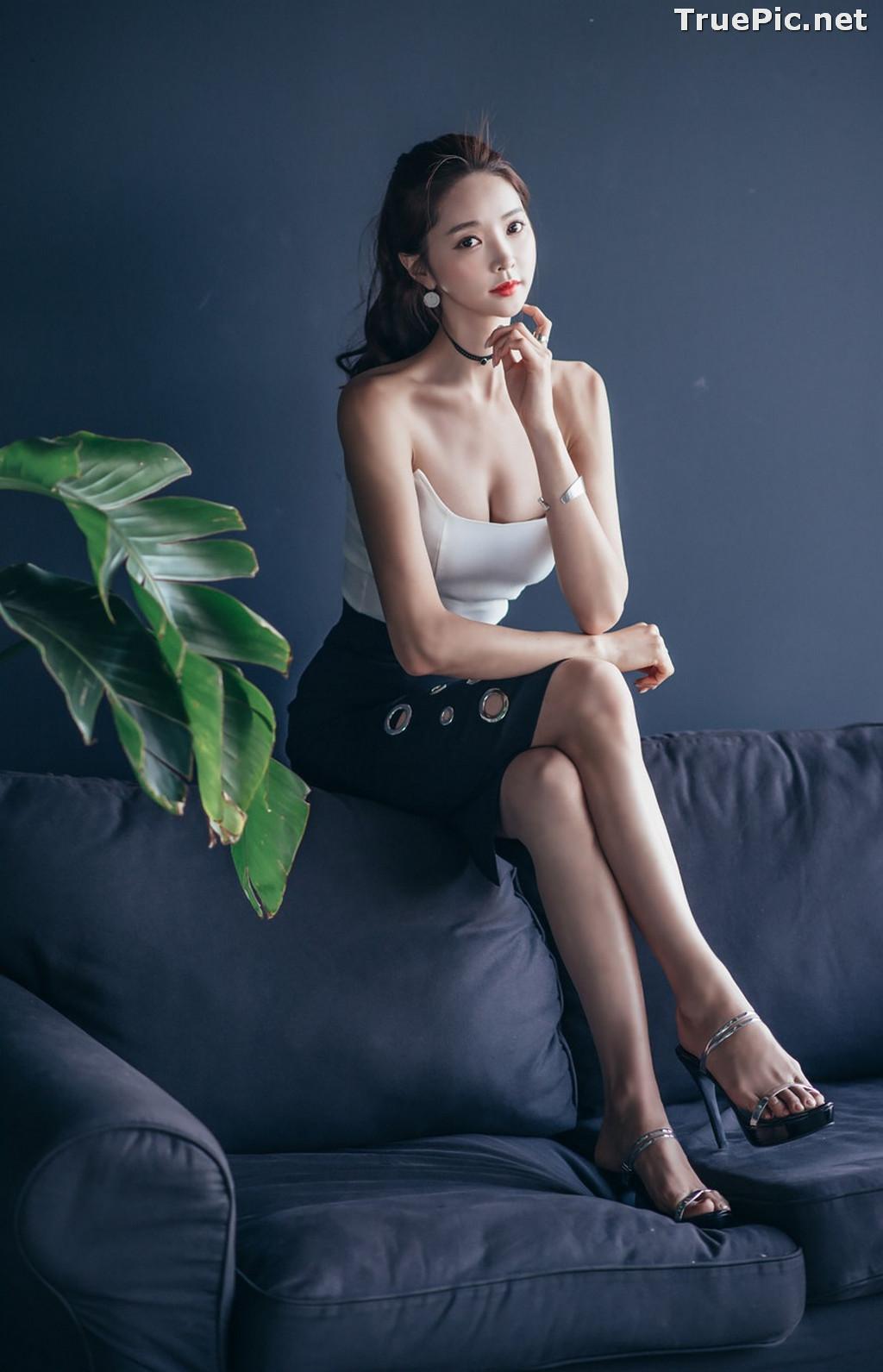 Image Korean Beautiful Model – Park Soo Yeon – Fashion Photography #3 - TruePic.net - Picture-7