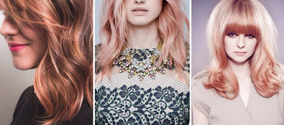 Hair trend 2016: Rose Gold ♥