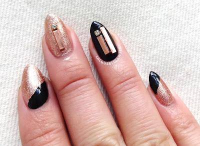 Rosy Romance Nails