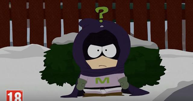 ¿Mysterion o Mapache?, nuevos tráilers de South Park: Retaguardia en Peligro