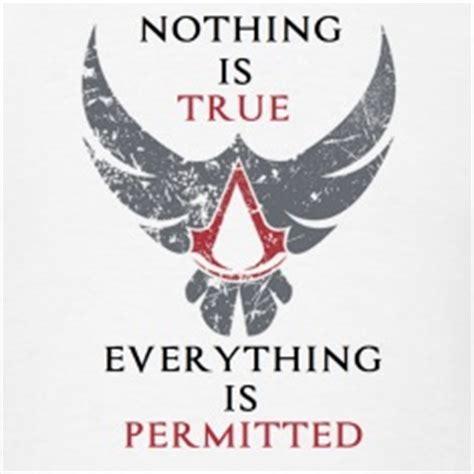 nothing is true
