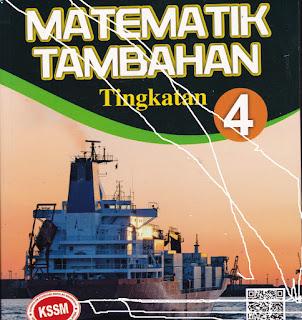Cikgu Azman: Jawapan Buku Teks Matematik Tambahan ...